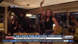 Help UNLV Rebel Girls win competition