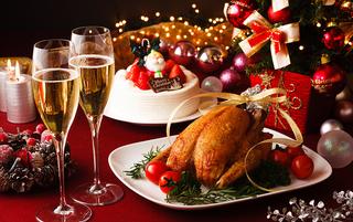 Where to eat Christmas dinner in Las Vegas