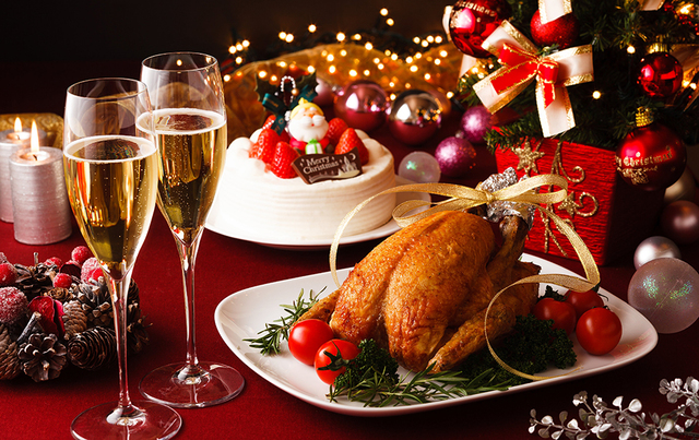 Where To Eat Christmas Dinner In Las Vegas