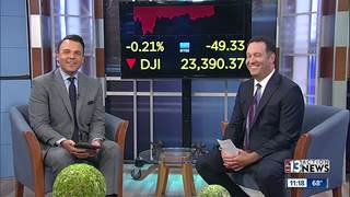 This week's Financial Focus with Steve Budin