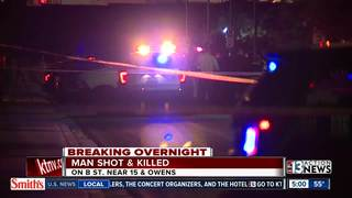 Man may have been fighting before being shot