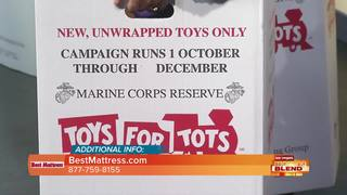 Give A Toy To A Tot