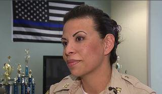 LVMPD names new female captain