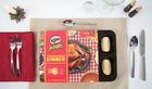 Pringles creates Thanksgiving Dinner chips