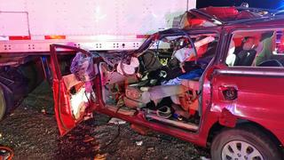 Semi driver at fault in crash that killed child