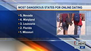 NV one of most dangerous for online dating