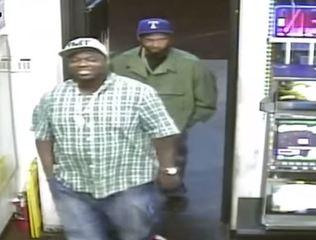 Vegas police need help locating 2 men