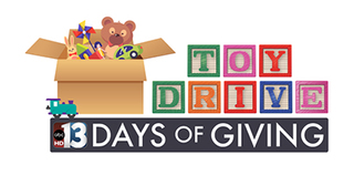 13 Days of Giving Toy Drive
