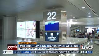 Las Vegas a top destination for holiday travel