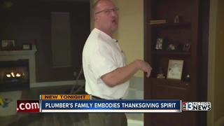 Vegas family's actions show Thanksgiving spirit
