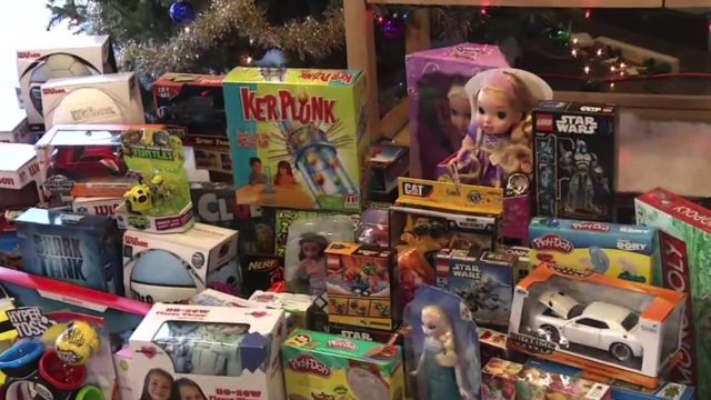 13 Days of Giving toy drive is underway