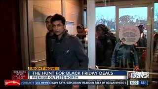Black Friday shoppers say it's a tradition