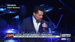 Local entertainment headlines with Johnny Kats