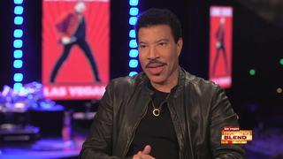 Lionel Richie returns to Las Vegas stage