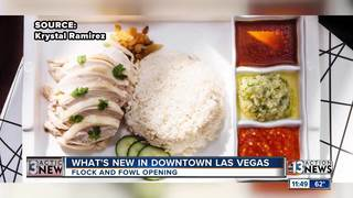 What's new in downtown Las Vegas