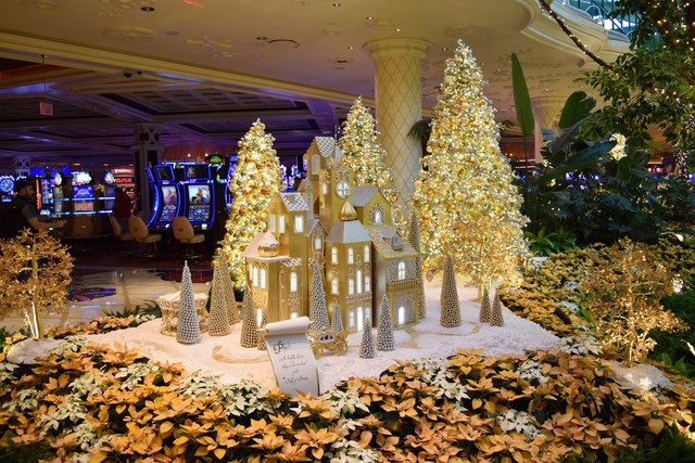 wynn las vegas - Las Vegas Christmas Decorations