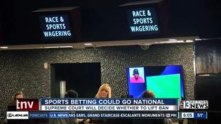 Sports betting legalization could benefit Nevada