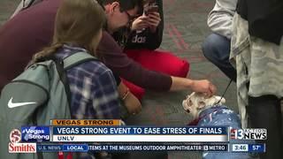 #VegasStrong wellness event for UNLV students
