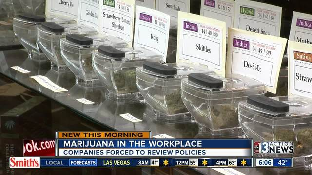 Recreational marijuana affecting the workforce