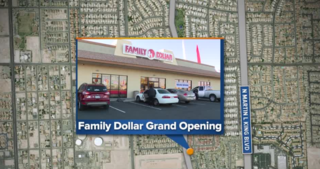 Family Dollar to open new store in N. Las Vegas