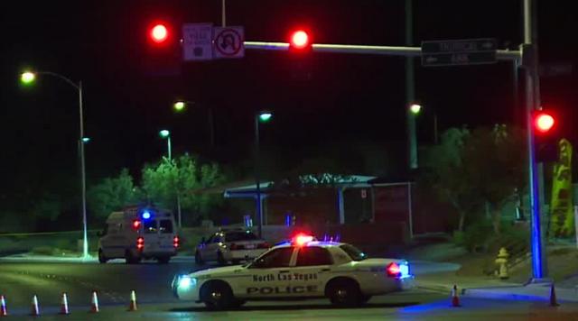 Shooting kills 18-year-old woman in North Las Vegas