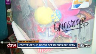 'Foster Kinship' faces possible gift card scam