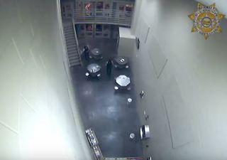 WATCH: Deputies save inmate in Nye County
