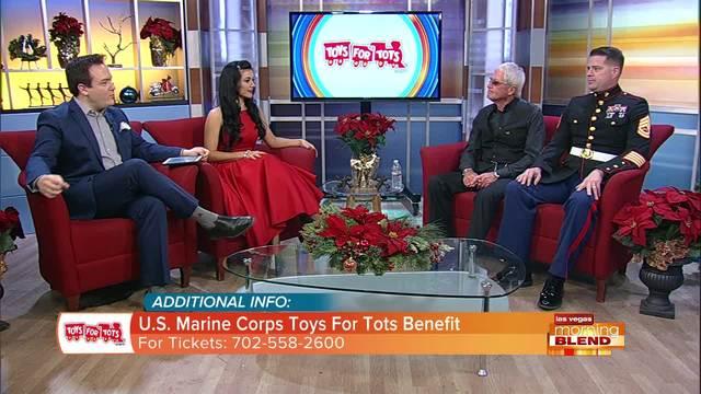 Las Vegas Toys For Tots : Toys for tots ktnv las vegas