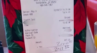 Secret Santa leaves $2K tip at restaurant