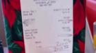 Secret Santa leaves $2K tip at restaurant