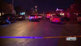 Police arrest 52-year-old who killed man in NLV