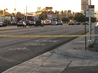 Multiple fatalities at Eastern, Flamingo