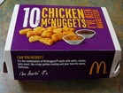 How to get free Chicken McNuggets on Dec. 13