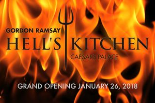 10 reasons to check out Hell's Kitchen in Vegas