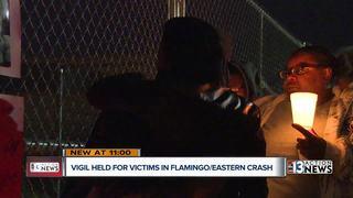 Family, friends honor victims of horrific crash