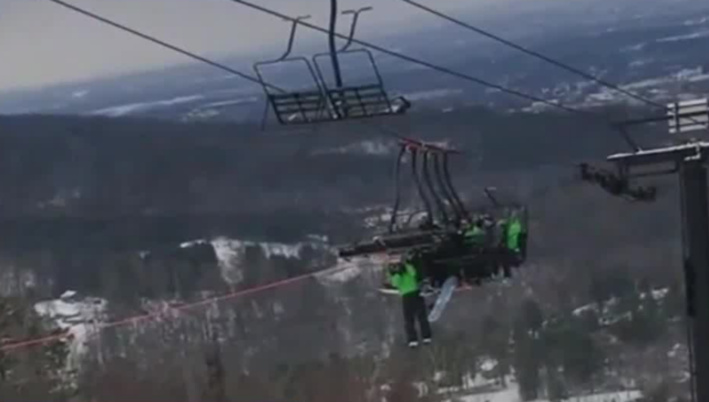Ski lift malfunction in Pennsylvania injures 5
