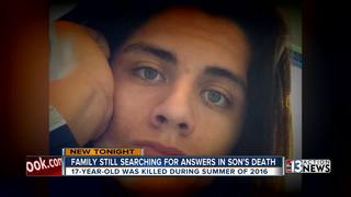 Mother seeks justice for murdered teen