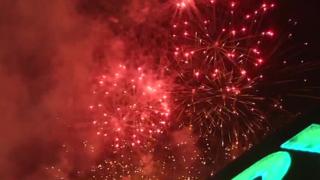 Firework concerns for 1 October Survivors