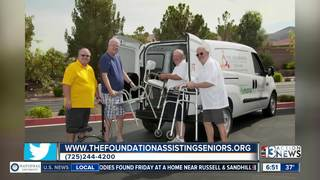 The Foundation Assisting Seniors offers services