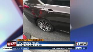 Channel 13 viewer reaches out about potholes