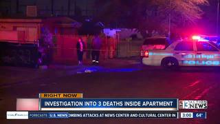 3 people killed in NLV identified