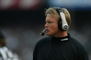 Raiders expected to hire Jon Gruden as coach