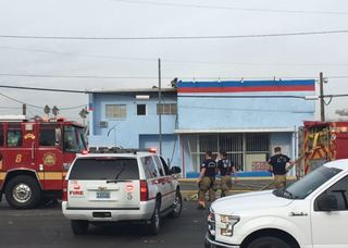UPDATE: Man who died in NLV fire named
