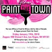 Paint the Town to benefit Aid for AIDS of Nevada