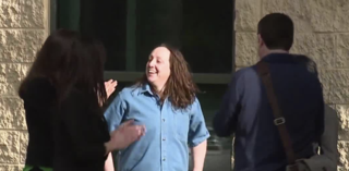 Woman walks free after 16 years in prison