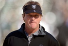Raiders officially introduce Gruden as coach