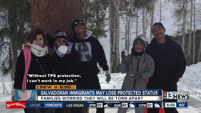 US To Require Salvadorans To Leave In 2019