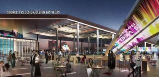 Las Vegas Convention Center construction begins