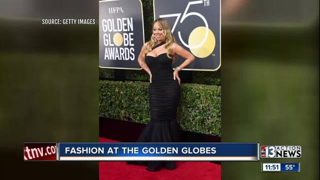 Fashion at the Golden Globes with Frank Marino