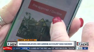 Woman says Airbnb account was taken over